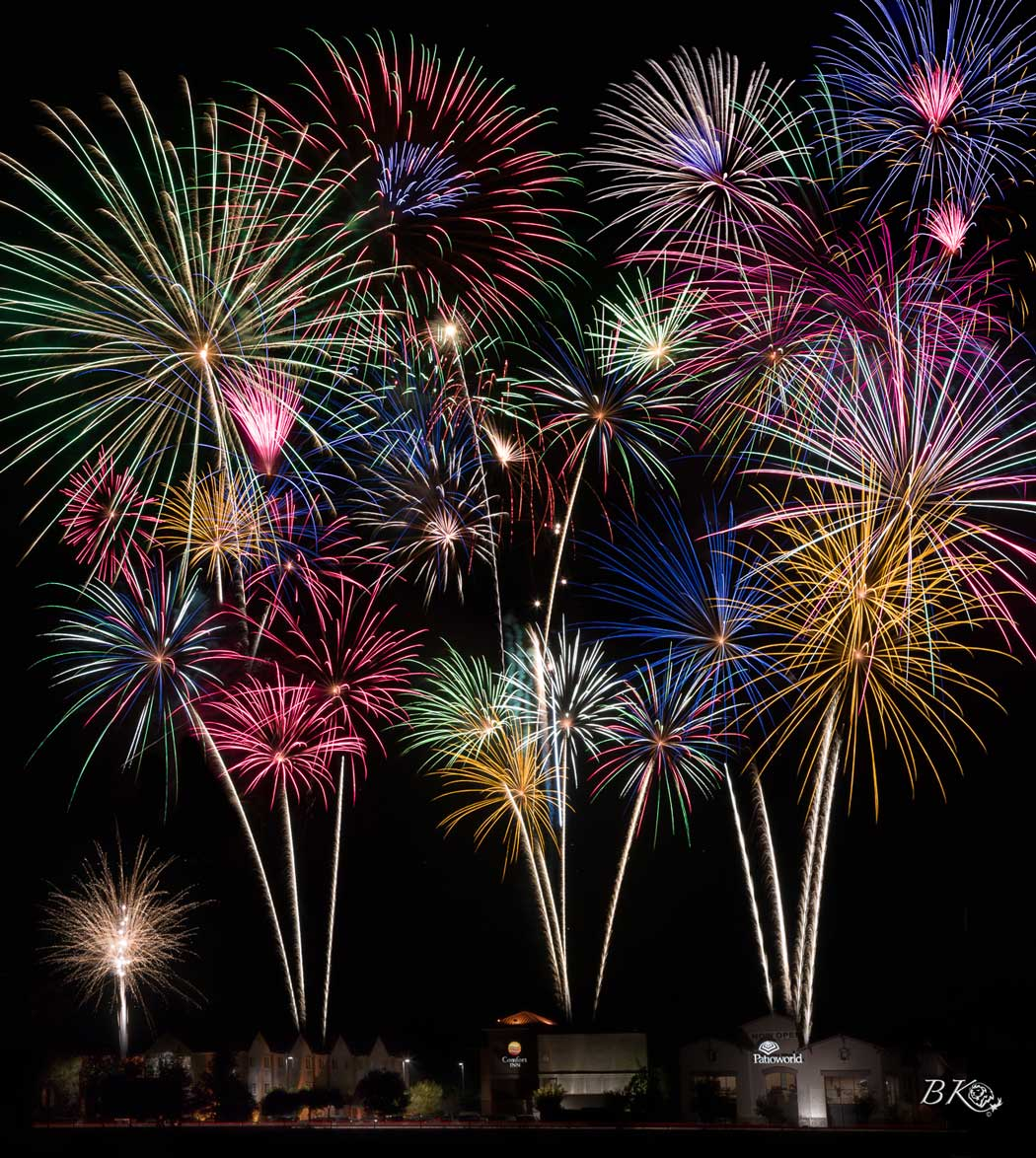 2013MH Fireworks