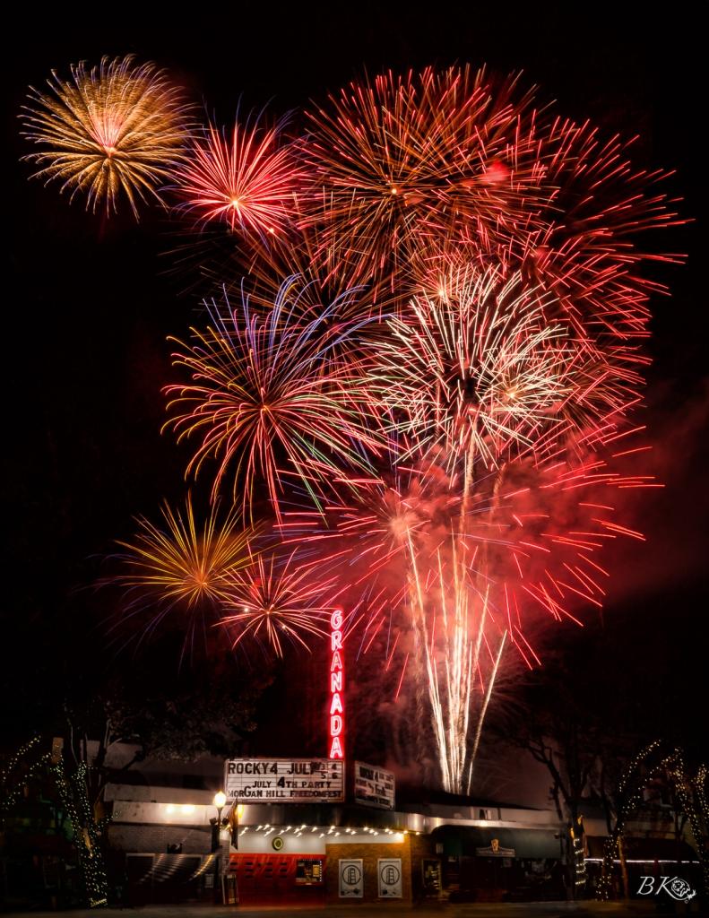 2014 Granada Fireworks